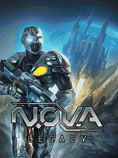 Download free N.O.V.A. Legacy - java game for mobile phone. Download N.O.V.A. Legacy