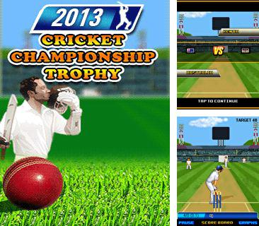 In addition to the game Dirty Jack Nude Beach for mobile phone, you can download mobile game 2013 cricket championship: Trophy for free.