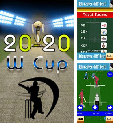 Download free mobile game: 20-20 w cup - download free games for mobile phone.
