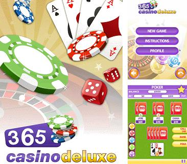 Download free mobile game: 365 Casino deluxe - download free games for mobile phone.