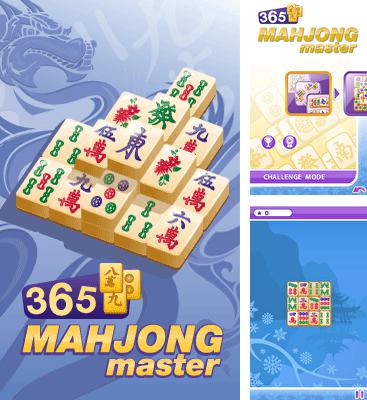 Download free mobile game: 365 Mahjong master - download free games for mobile phone.