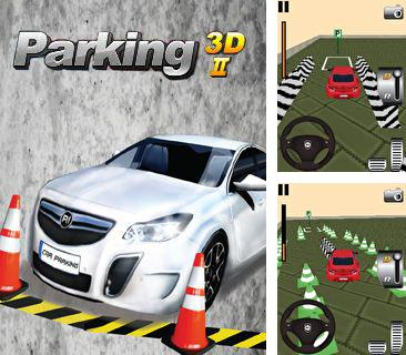 In addition to the game 3D Moto for mobile phone, you can download mobile game 3D Car parking 2 for free.