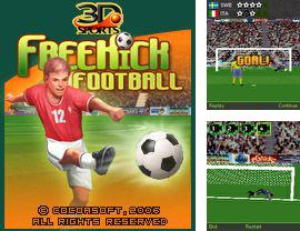 In addition to the game The Sims 4: Winter MOD for mobile phone, you can download mobile game 3D Free Kick Football for free.
