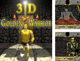 In addition to the game Razvratnaya sosedka for mobile phone, you can download mobile game 3D Golden Warrior for free.