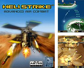 In addition to the game Special mission units for mobile phone, you can download mobile game 3D Heli Strike: Advanced Air Combat for free.