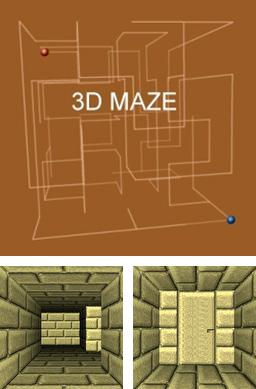 In addition to the game Labyrinth Rat for mobile phone, you can download mobile game 3D Maze for free.