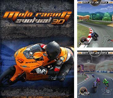In addition to the game Christmas memo: Hard Gordana for mobile phone, you can download mobile game 3D Moto Racing Evolved for free.