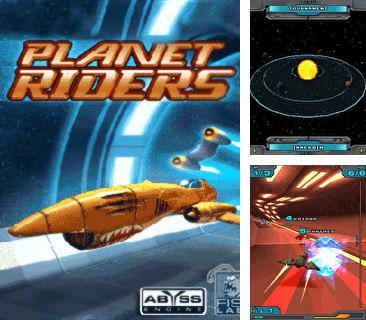 Download free mobile game: 3D Planet Riders - download free games for mobile phone.