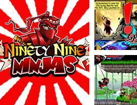 In addition to the game Crash Boom Bang for mobile phone, you can download mobile game 99 Ninjas for free.