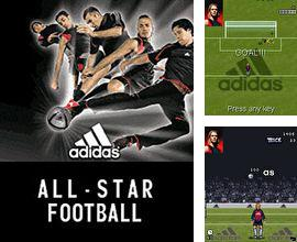 Download free mobile game: Adidas: All-star football - download free games for mobile phone.
