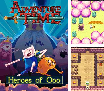 In addition to Adventure Time: Heroes Of Ooo for Fly SX230, you can download other free Java games