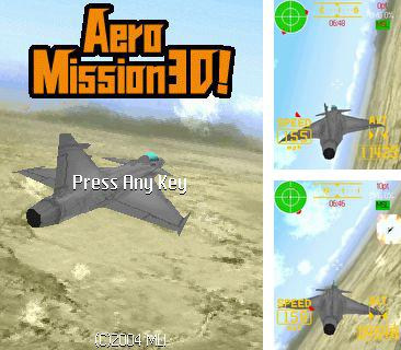 In addition to the game FHM Bar Games: Pinups Edition for mobile phone, you can download mobile game Aero Mission 3D for free.