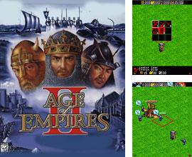 In addition to the game 3 in 1 Card Games for mobile phone, you can download mobile game Age of Empires 2 for free.
