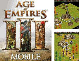 In addition to the game Bookworm for mobile phone, you can download mobile game Age of Empires III Mobile for free.