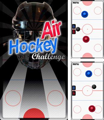 In addition to the game Fifa 2010: South Africa World Cup for mobile phone, you can download mobile game Air Hockey Challenge for free.