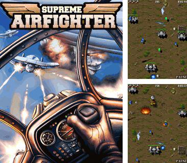 In addition to the game Goozers Fire Frenzy for mobile phone, you can download mobile game Airfighter for free.