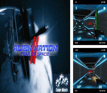 En plus du jeu Disney. Le Solitaire pour votre téléphone, vous pouvez télécharger gratuitement Nation extraterrestre 2: Peur de l'espace, Alien nation 2: Fear of space.