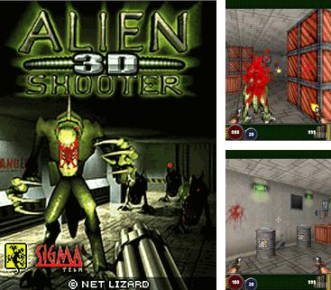 In addition to the game Hot School Girls Sudoku for mobile phone, you can download mobile game Alien Shooter 3D for free.