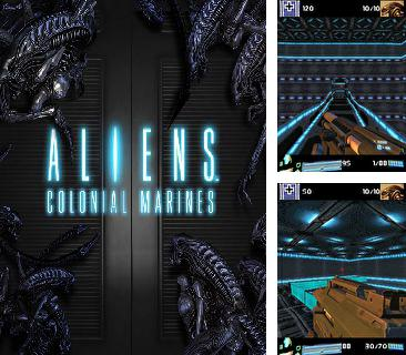 In addition to the game Blood and Sveat for mobile phone, you can download mobile game Aliens: Colonial Marines for free.