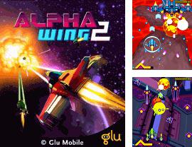 Download free mobile game: Alpha Wing 2 - download free games for mobile phone.