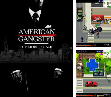 In addition to the game World Championship Pool 2009 3D for mobile phone, you can download mobile game American Gangster for free.