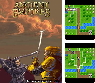 In addition to the game Horny hotel: Emily for mobile phone, you can download mobile game Ancient Empires for free.