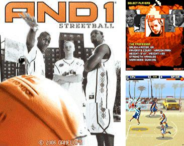 In addition to the game Snow runner for mobile phone, you can download mobile game AND1 Streetball for free.