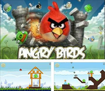 In addition to the game Baja Buggy for mobile phone, you can download mobile game Angry Birds Mult for free.