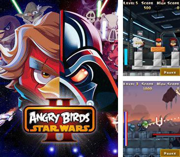 In addition to the game Close to orgasm for mobile phone, you can download mobile game Angry birds: Star wars 2 for free.
