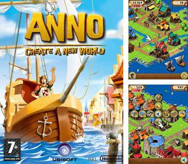 Download free mobile game: ANNO: Create a New World - download free games for mobile phone.