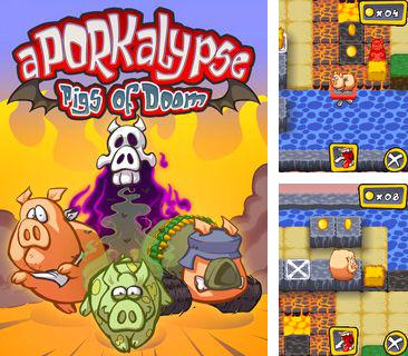 In addition to the game Snowgirls Up for mobile phone, you can download mobile game Aporkalypse Pigs of Doom for free.