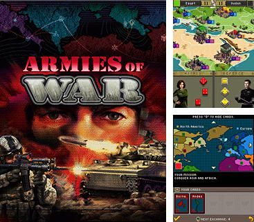 In addition to the game Dirty Jack: First Sех for mobile phone, you can download mobile game Armies Of War for free.