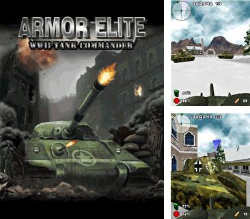 In addition to the game Elkware's Backgammon for mobile phone, you can download mobile game Armor Elite 3D for free.