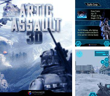 In addition to the game Detectives: Murder of a businessman for mobile phone, you can download mobile game Artic assault 3D for free.
