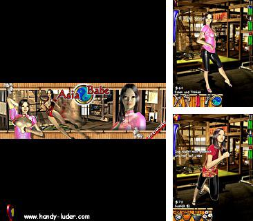 In addition to the game NBA Live 2010 for mobile phone, you can download mobile game Asian Erotic Fighter for free.