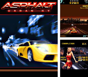 In addition to the game Gangstar Rio City of Saints for mobile phone, you can download mobile game Asphalt Urban GT for free.