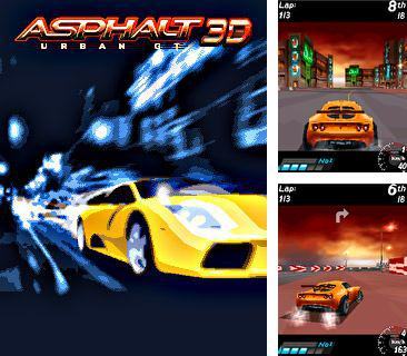 In addition to the game Street Marbles for mobile phone, you can download mobile game Asphalt Urban GT 3D for free.