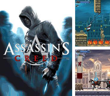 In addition to the game Brain Challenge for mobile phone, you can download mobile game Assassin's Creed for free.