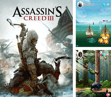 In addition to the game Jewel Quest Solitaire for mobile phone, you can download mobile game Assassin's Creed 3 for free.