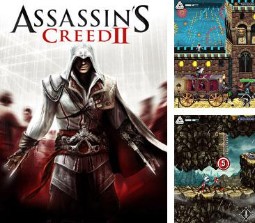 In addition to the game Arcadius puzzle adventure 2 for mobile phone, you can download mobile game Assassin's Creed II for free.