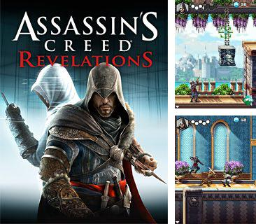 En plus du jeu En Avant! L'Equipe des Sauveteurs pour votre téléphone, vous pouvez télécharger gratuitement Le Credo de l'Assassin: les Révélations, Assassin's Creed: Revelations.