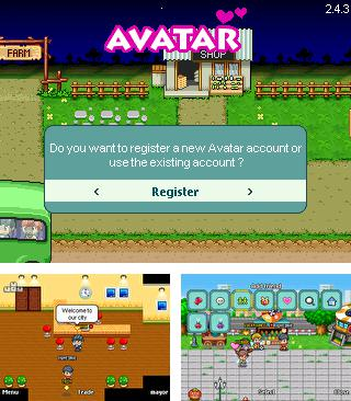 In addition to the game Big Range Hunting for mobile phone, you can download mobile game Avatar world online for free.