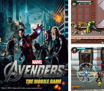 Download free mobile game: Avengers The Mobile Game - download free games for mobile phone.