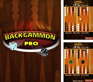 In addition to the game Guitar Hero 5 Mobile for mobile phone, you can download mobile game Backgammon pro for free.