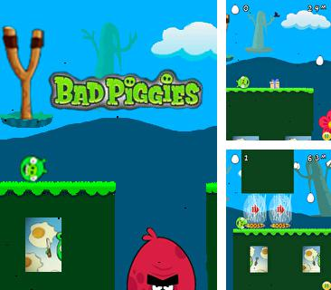 In addition to the game Worms 2007 for mobile phone, you can download mobile game Bad piggies: Egg dash for free.