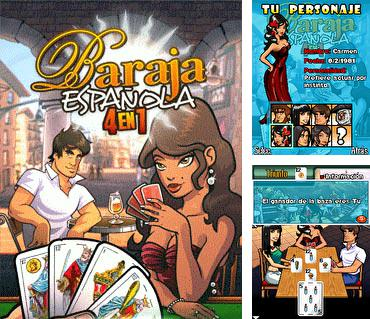 Download free mobile game: Baraja Española 4 en 1 - download free games for mobile phone.