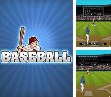Download free mobile game: Baseball - download free games for mobile phone.