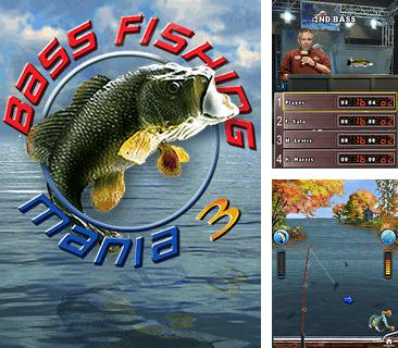 In addition to the game Glide'n'Ride for mobile phone, you can download mobile game Bass Fishing Mania 3 for free.