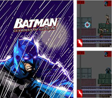 In addition to the game Mahjong mania! for mobile phone, you can download mobile game Batman: Guardian of Gotham for free.