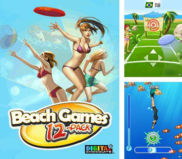 Beach Games 12 Pack